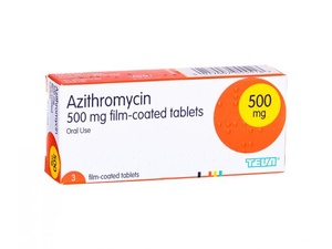 However, taking it azithromycin with food may