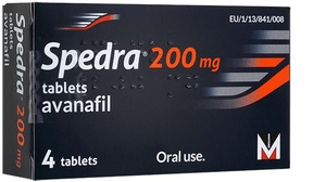 Buy Spedra 200 - Spedra price, information and experience!