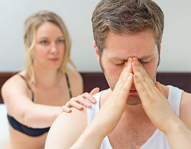 Erectile Dysfunction-Causes and Therapies!