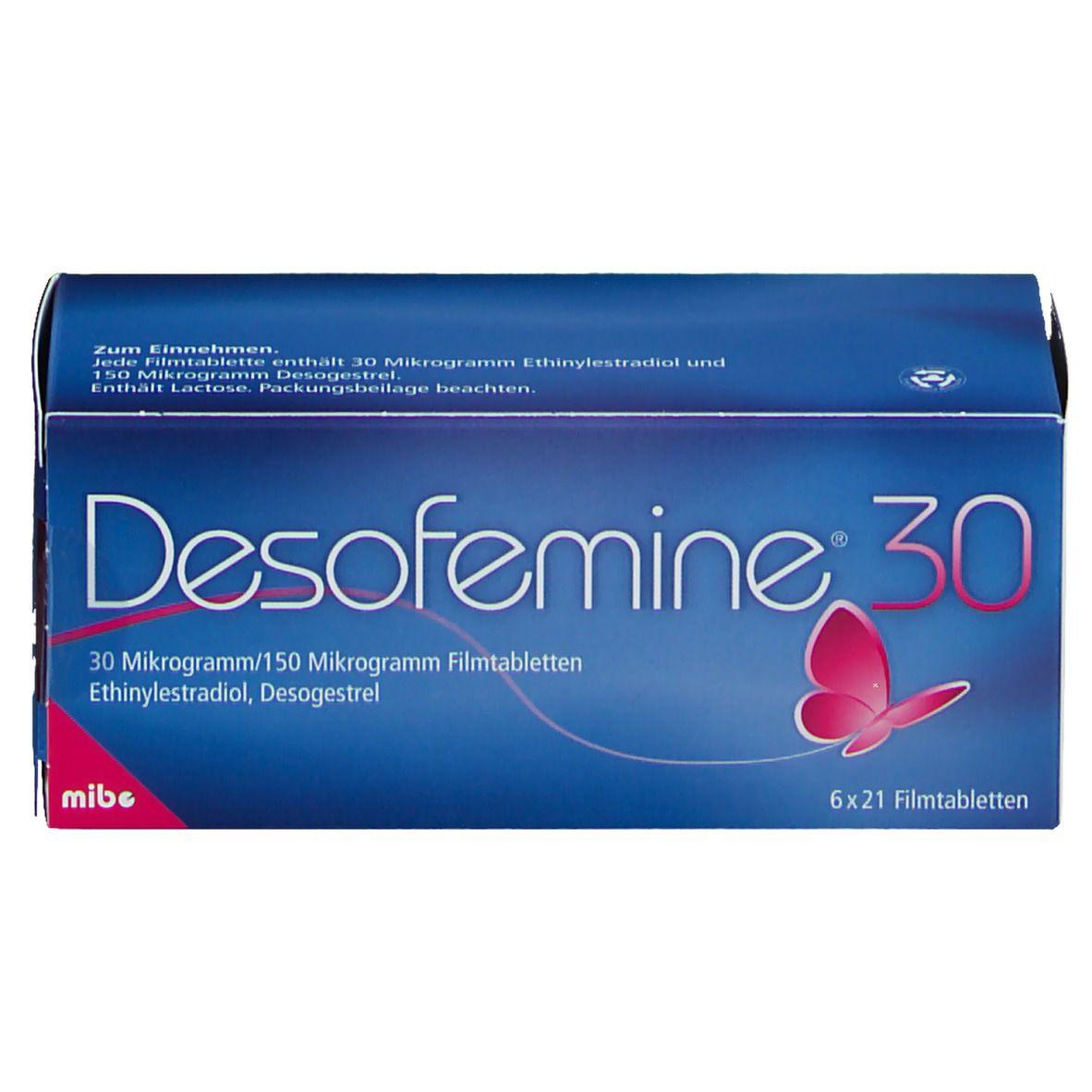 Desofemine (20/30)