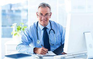 Doctor prescription medication