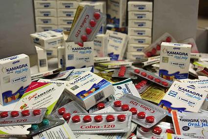 Zollfahndung Medikamente